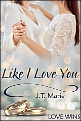 Cover for Like I Love You
