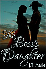 Cover for The Boss's Daughter
